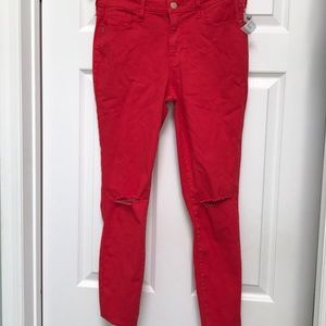 Old Navy Jeans - Old Navy rock star size 8 jeans New with tags